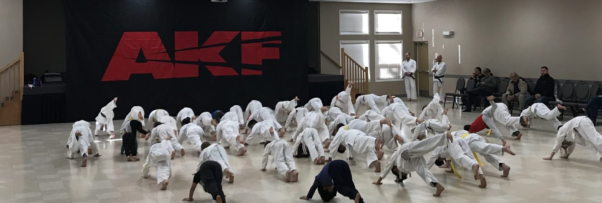 Reopening of Karate Classes in Step 2 or Step 3